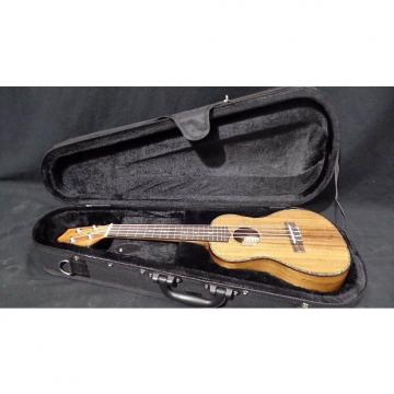 Custom Hilo 2955 Premier Concert Koa Ukulele with Case #51007 *