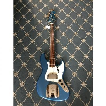 Custom Fender '64 Reissue Jazz Bass 2014 Lake Placid Blue