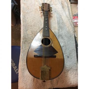 Custom Vintage Handmade Bowlback Mandolin Late 1800's