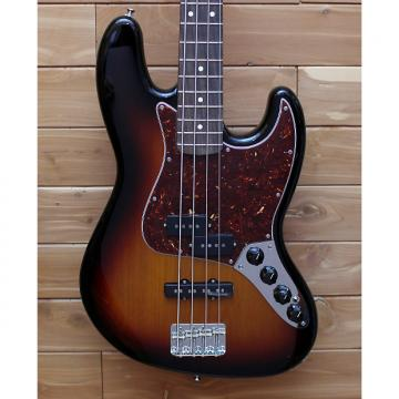 Custom Fender Reggie Hamilton Standard Jazz Basså¨, Rosewood Fingerboard, 3-Color Sunburst 0138700300