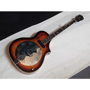 Custom GOLD TONE Dojo Deluxe acoustic electric 5-string Dobro BANJO new