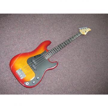 Custom Hondo Bass Guitar 2000-2016 Cherry Burst