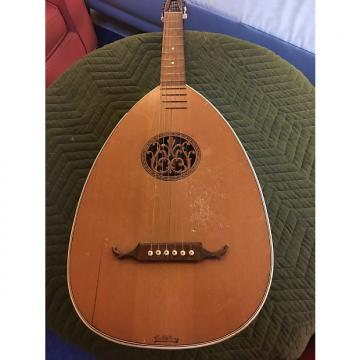 Custom Goldklang lute 1900s