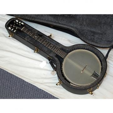 "Custom GOLD TONE BT-2000 openback 6-string BANJO new w/ HARD CASE - 12"" Head BANJITAR"