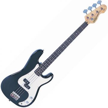 Custom VINTAGE BASS GUITAR-BOULEVARD BLACK