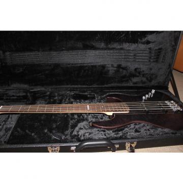 Custom ESP E-II J-5 2014 Quilted Maple-Black (OBP-3 Aguilar preamp, w/case)