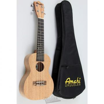 Custom Amahi UK222 Classic Series Ukulele | Mahogany Wood - Concert