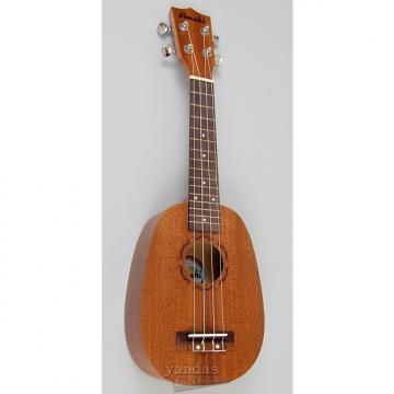 Custom Amahi UK140 Mahogany Series Pineapple Soprano Ukulele