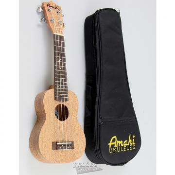 Custom Amahi UK222 Classic Series Ukulele | Mahogany Wood - Soprano