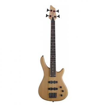 Custom Stagg 3/4 Size Fusion 4-String Bass Guitar