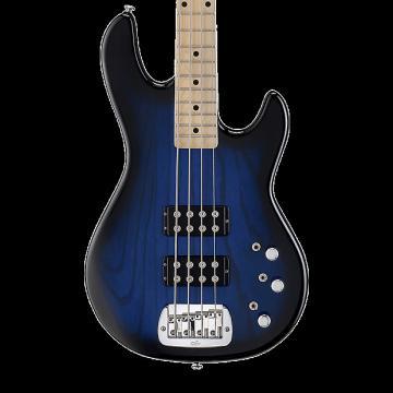 Custom G&L Tribute L-2000 Bass - Blueburst