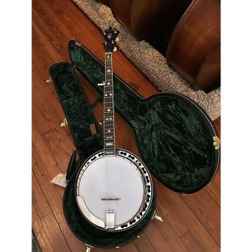 Custom Stelling Banjo Red Fox