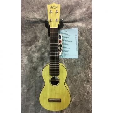 Custom Martin OX Ukulele Bamboo Green Soprano