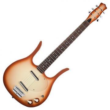 Custom Danelectro Longhorn DLG58CB Electric Guitar