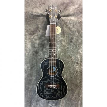 Custom Amahi C-25 Black Concert Ukulele