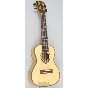 Custom Amahi C-11 Tiger Maple Exotic Wood Ukulele