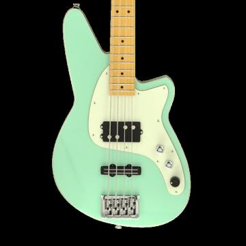 Custom Reverend Decision Bass - Oceanside Green