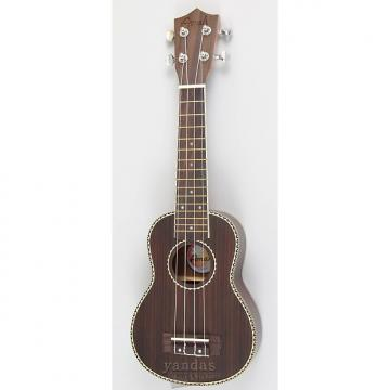 Custom Amahi UK440 Intermediate Series Rosewood Ukulele - Concert - With Electronics