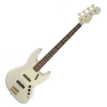 Custom Squier Classic Vibe Jazz Bass '60s - Inca Silver