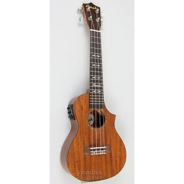 Custom Amahi C-04 Exotic Wood Concert Ukulele Solid Koa - With Electronics