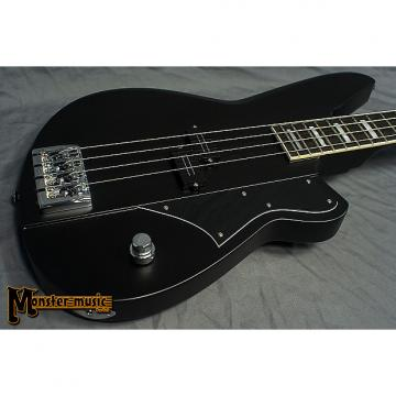 Custom Reverend Meshell Ndegeocello Fellowship  Satin Black