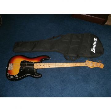 Custom Vintage 1980 Hondo II Professional Bass w/ Ibanez Gig Bag! Tokai, Japan Built!