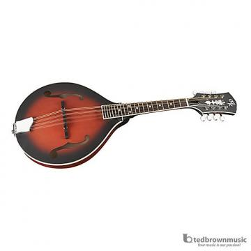 Custom Michael Kelly A-Style Solid Mandolin (Used) with Hard Case and Brand New Capo