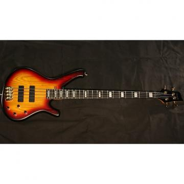 Custom Sandberg Classic Booster 4 Satin Sunburst
