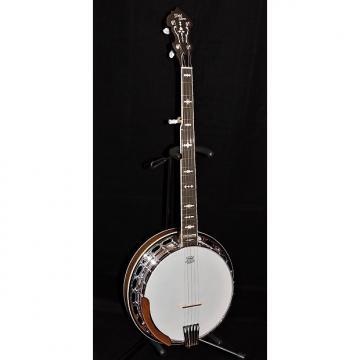 Custom Gold Tone OB-150 Orange Blossom Professional Resonator 5 String Banjo With Case