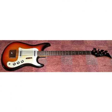 Custom 1960's Yamaha SB-2 Bass Sunburst Nippon Gakki