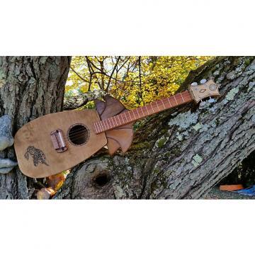 Custom Handmade  Pinnapple  Baritone ukulele