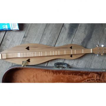 Custom Dulcimer from kit with Gotoh tuners