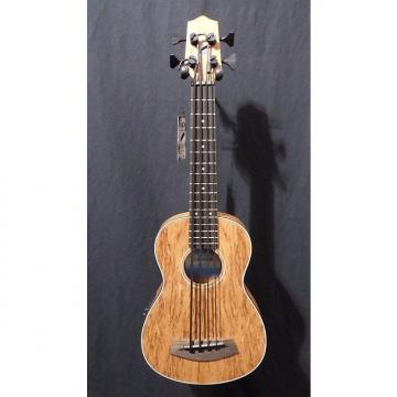 Custom Kala UBASS Fretted Bubinga BNGA-FS U Bass Ukulele with Bag