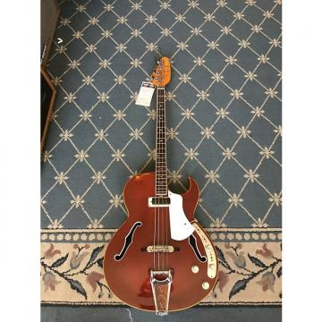 Custom Vox Apollo IV Bass 1965 See-Thru Cherry