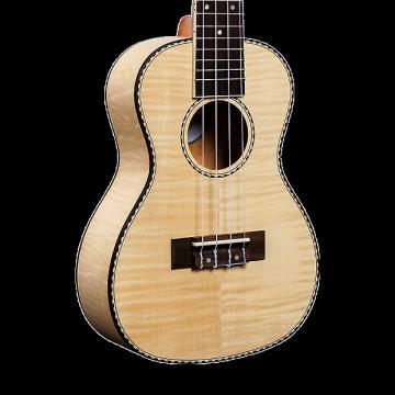 Custom Amahi UK550C Classic Flamed Maple Ukulele - Concert with Gig Bag