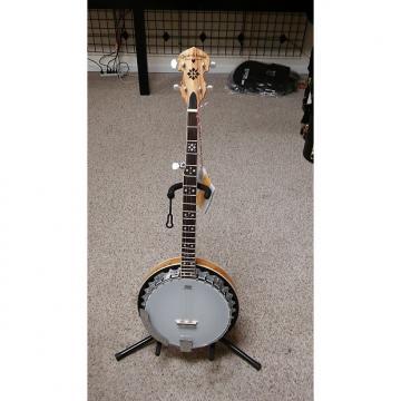 Custom Oscar Schmidt OB5SP 5 string banjo