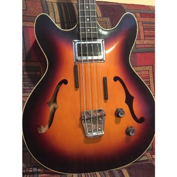 Custom Guild Starfire Bass 1967