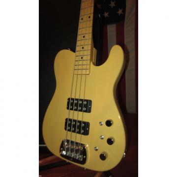 Custom 2015 G & L ASAT Bass