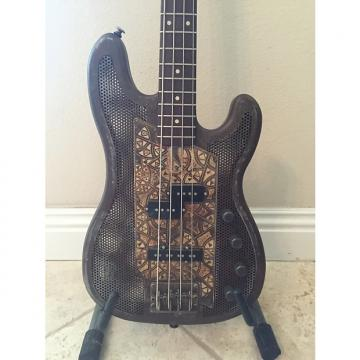 Custom James Trussart Steelcaster bass