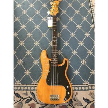 Custom Fender Precision Bass 1978 Natural (Celebrity Signed)
