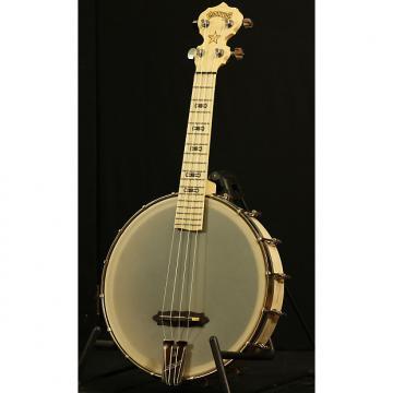 Custom Deering Goodtime Banjo Ukulele (Free Gig-Bag)