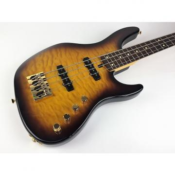 Custom Mike Lull M4XL 2010 2-Tone Sunburst