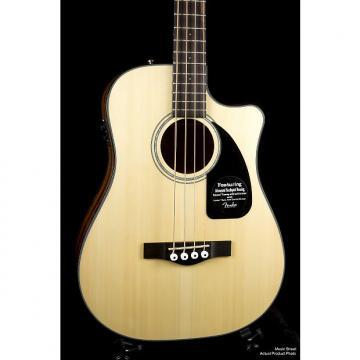 Custom Fender - CB100CE Acoustic Bass Guitar