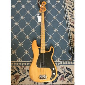 Custom Fender Precision Bass 1975 Natural