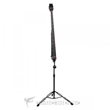Custom Dean Guuitars 4 Strings Upright Pace Bass Classic Black With Case - PACEB-CBK - 819998005863