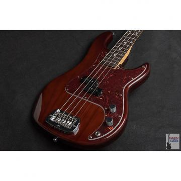 Custom G&L LB-100 Bass Whiskey on Empress - Authorized G&L Premier Dealer