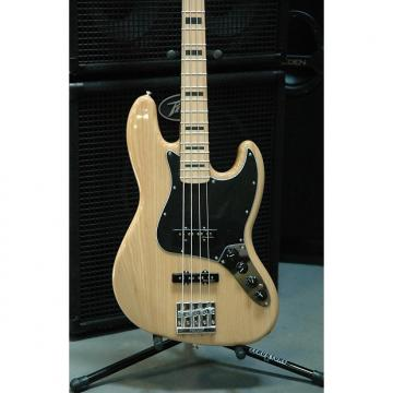 Custom Fender  Deluxe Active Jazz Bass (Natural)