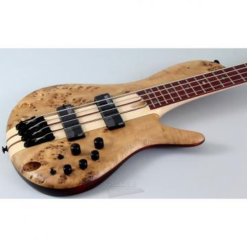 Custom Ibanez SR Cerro Workshop Series Bass Guitar | SRSC800 - Natural Flat