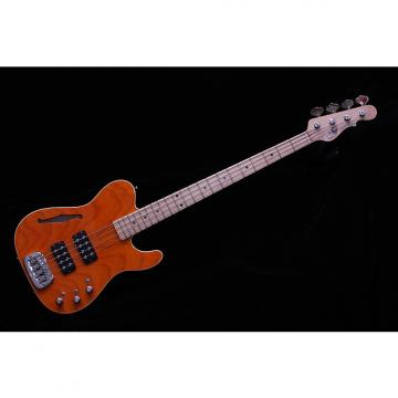 Custom G&L ASAT Honey Bass