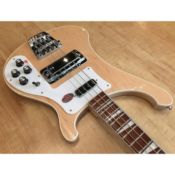 Custom Rickenbacker 4003 2016 Mapleglo NEW
